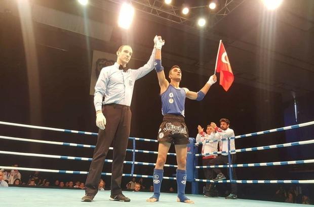 Tatvanlı Murat Arslan dünya ikincisi oldu