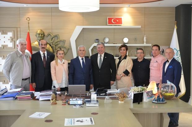 Nilüfer Belediyesi ve TOSYÖV Bursa Destekleme Derneği'nden iş birliği