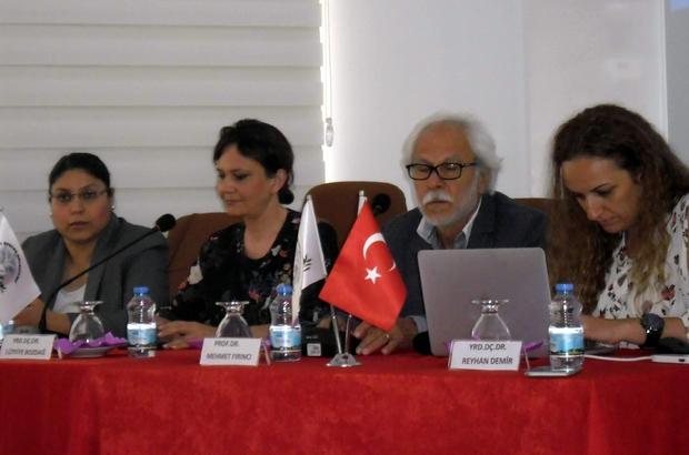 Aydın'da 2. Uluslararası Sanat Çalıştayı