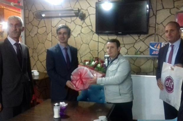 Genel Müdür Güven'den engellilere ziyaret