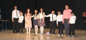 Engelli öğrenciler, Engelliler Haftasını kutladı