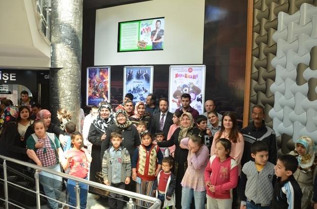 Dezavantajlılar sinema etkinliğinde buluştu