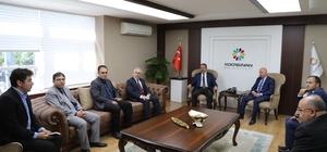 Başkan Çolakbayrakdar, yeni çalışmalar için imza attı
