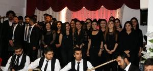 Hekimhan'da THM konseri