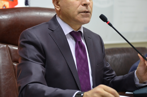 """Başkan Korkut: """"Erzurum, değerleriyle yetişmiş sanatçısını kaybetti"""""""