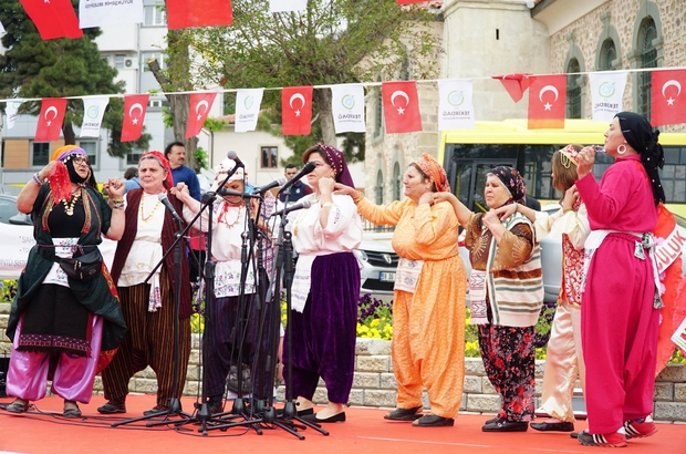 Tekirdağ'da 'Balkan Kültür Şenliği' düzenlendi