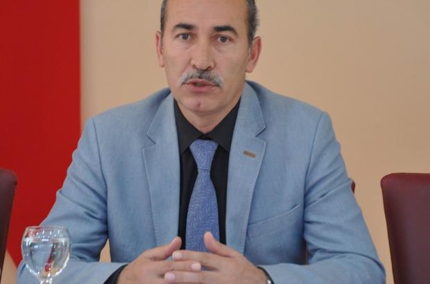 CÜ Rektörü Yıldız, üniversitedeki çalışmaları anlattı