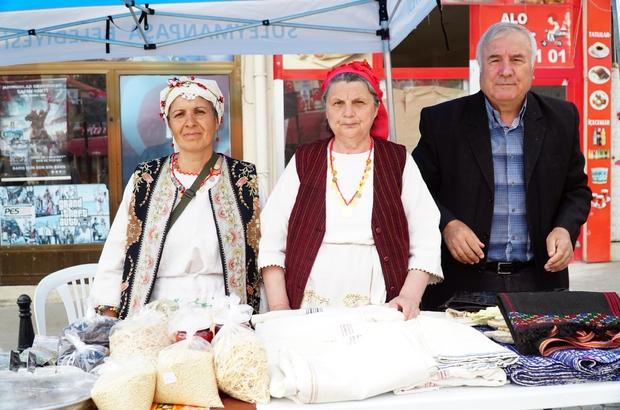 """Tekirdağ'da """"Balkan Kültür Şenliği"""" düzenlendi"""