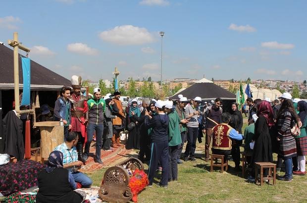 Kayseri, Etnospor Festivali'nde