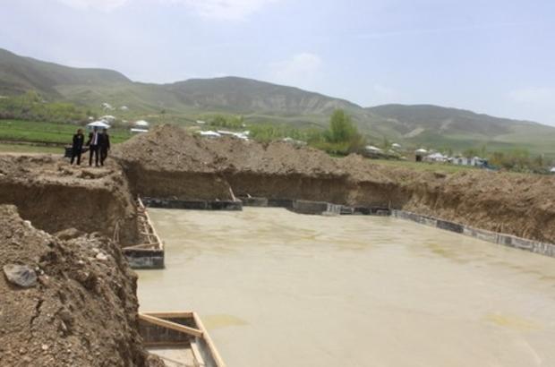 Van'da okul inşaatları tüm hızıyla devam ediyor
