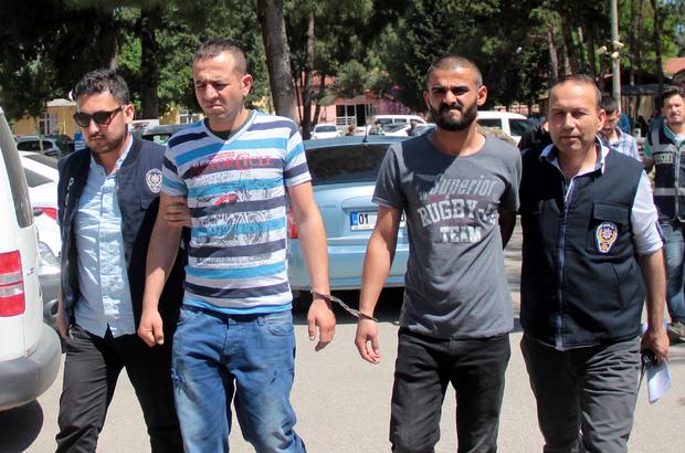 Mahkumun ailesine silahlı tehdit iddiası