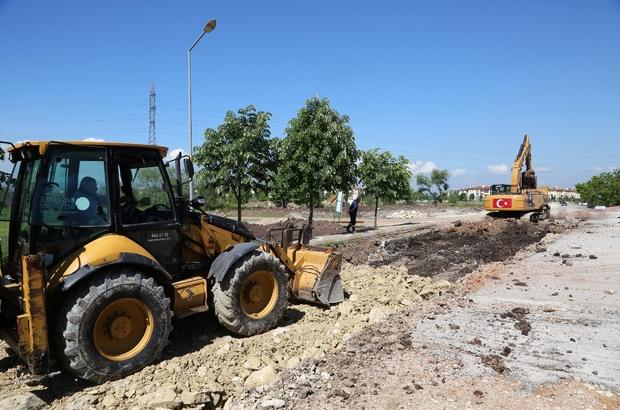 Başiskele'de Kültür Sokak betonla kaplanacak