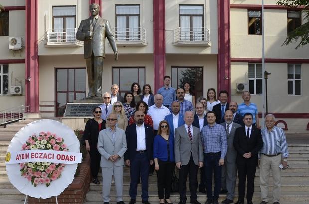Aydın'da Eczacılar Günü kutlandı
