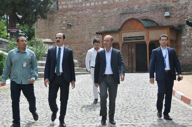 Selçuklu Belediye Başkanı Uğur İbrahim Altay'dan Bilecik'e ziyaret