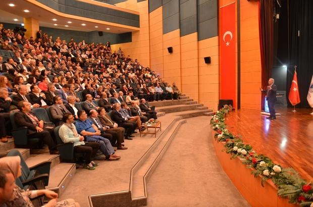 SAÜ Akademik Genel Kurul Toplantısı düzenlendi