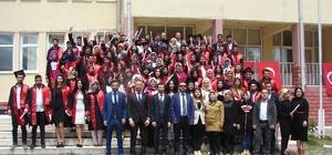 Çatalzeytin Meslek Yüksekokulunda mezuniyet töreni yapıldı