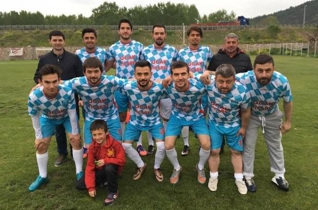 Bahar Futbol Turnuvasında takımlar final maçına çıkacak