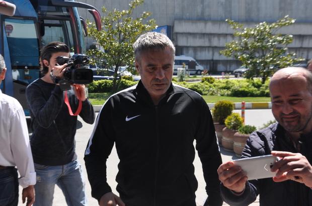 Trabzonspor, Adana'ya gitti