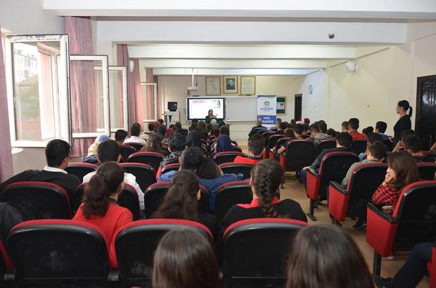 Malatya'nın 120 Okulunda yazarlar ve öğrenciler buluştu.