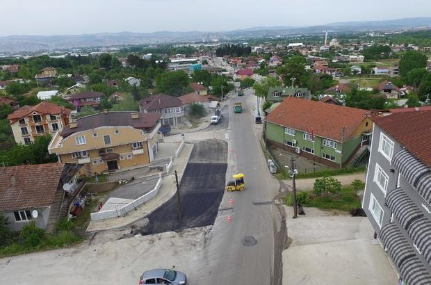 Kullar Yakacık Caddesi'ne aşınma asfaltı atılacak