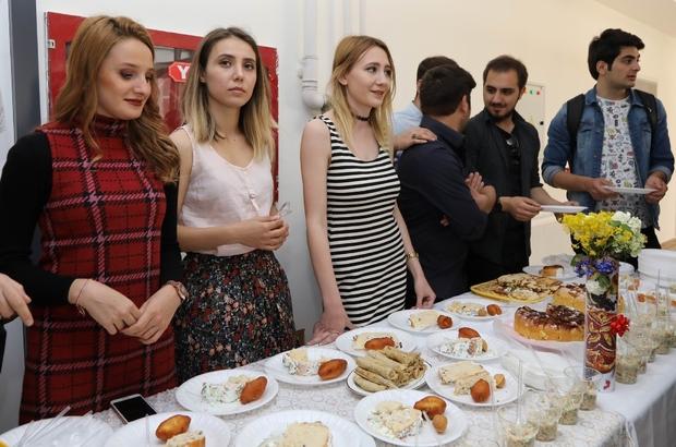 ERÜ'de 'Rus Kültür Günü' etkinliği düzenlendi