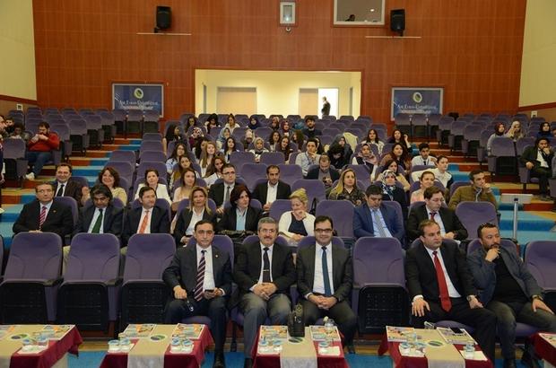 AEÜ'de Tıp Öğrenci Sempozyumu gerçekleşti
