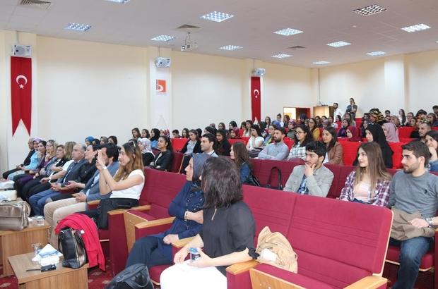 Sağlık Yüksekokulu Hemşirelik Haftası programı düzenledi