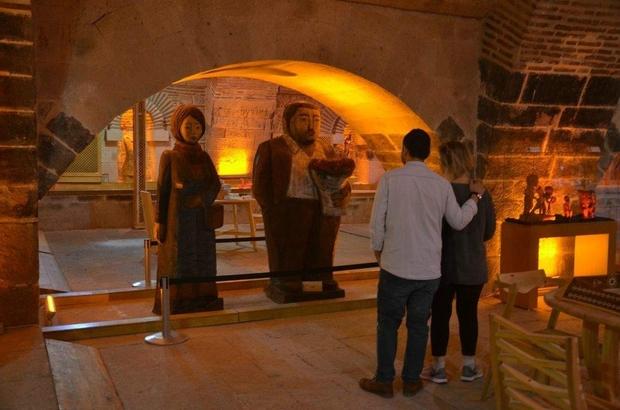 Ahşap Eserler Müzesi artık Kurşunlu Külliyesi'nde