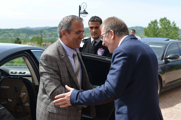 ÖSYM Başkanı Demir Bartın Üniversitesi'nde