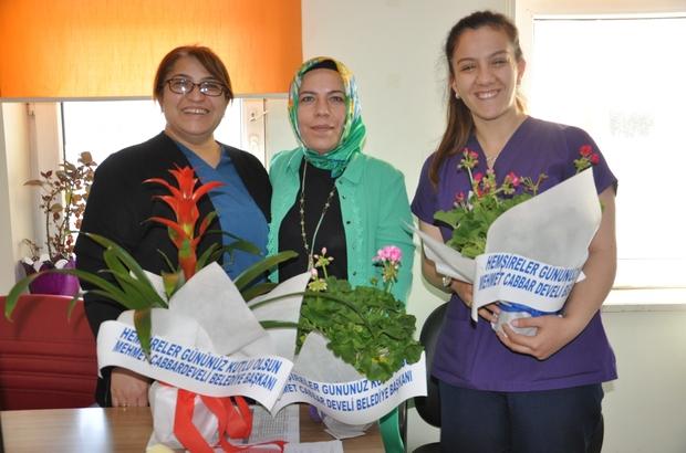 Başkan Cabbar'dan Hemşireler Günü kutlaması