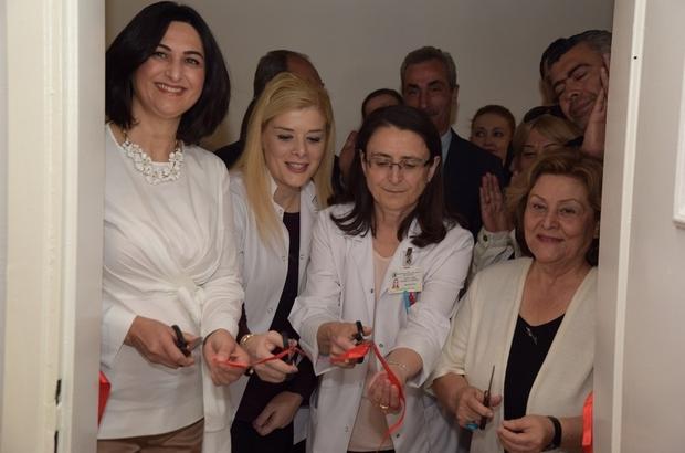 ESOGÜ Hastanesi'ne yeni bebek bakım ve emzirme odası