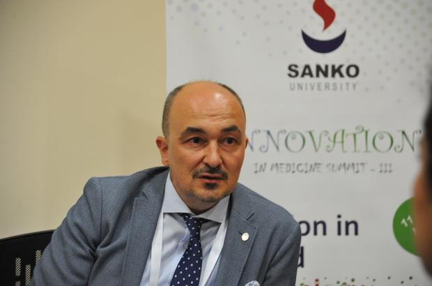 Tıpta inovatif yaklaşımlar Gaziantep'te ele alındı