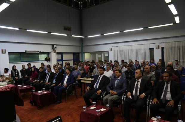 Diyarbakır'da hükümlülere girişimcilik eğitimi