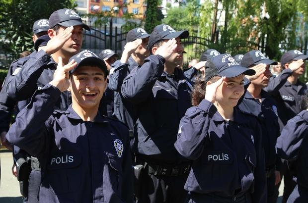 Engellilerin bir günlük asker ve polislik heyecanı