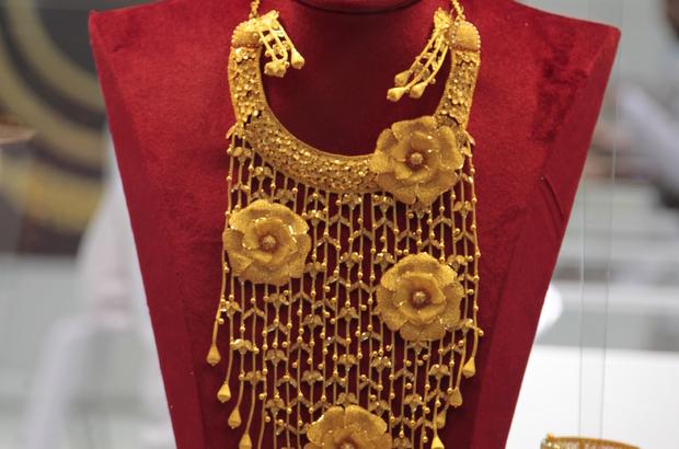 Ortadoğu 13. Kahramanmaraş Altın Mücevher ve Gümüş Fuarı