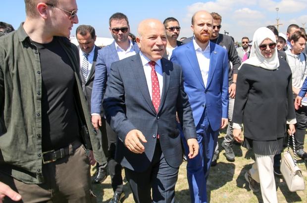 Etnospor'da Erzurum coşkusu