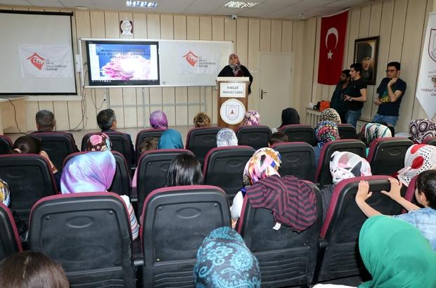 Yozgat'ta Anneler Günü kutlandı