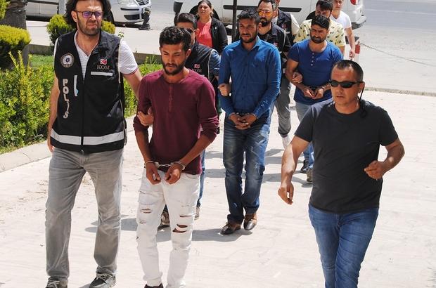 Milas'taki uyuşturucu operasyonunda 4 tutuklama