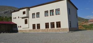 Çelikhan Pınarbaşı beldesine cemevi yapıldı