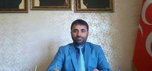 MHP Battalgazi İlçe Başkanı Mesut Samanlı:
