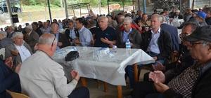 Gelibolu'da yağmur duası