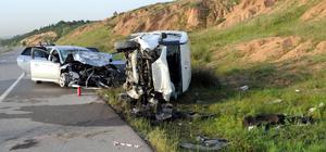 Kocaeli'de trafik kazası: 2 ölü, 1 yaralı