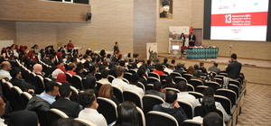 Yabancı öğrenciler Türkçe için yarıştı