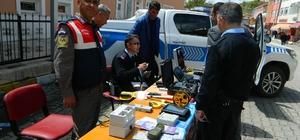 Posof'ta Trafik Haftası etkinliği