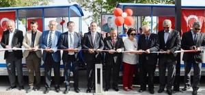 Şarköy ilçesinde Nostaljik Tren Projesi'nin açılışı yapıldı