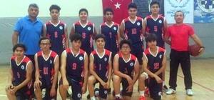 Kozan'da yıldızlar basketbol turnuvası