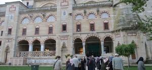 Halitpaşa Camii cemaati Edirne'yi gezdi
