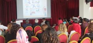 Kozan'da Özgül Öğrenme Bozukluğu, Dikkat Eksikliği ve Hiperaktive' semineri