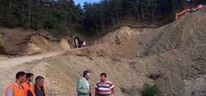 Bu yol Çankırı-Ankara arasını 40 km kısaltacak