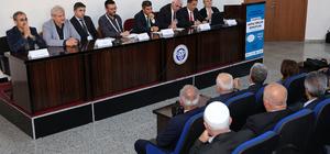 """""""Uluslararası Ahıska Türkleri Sempozyumu"""""""